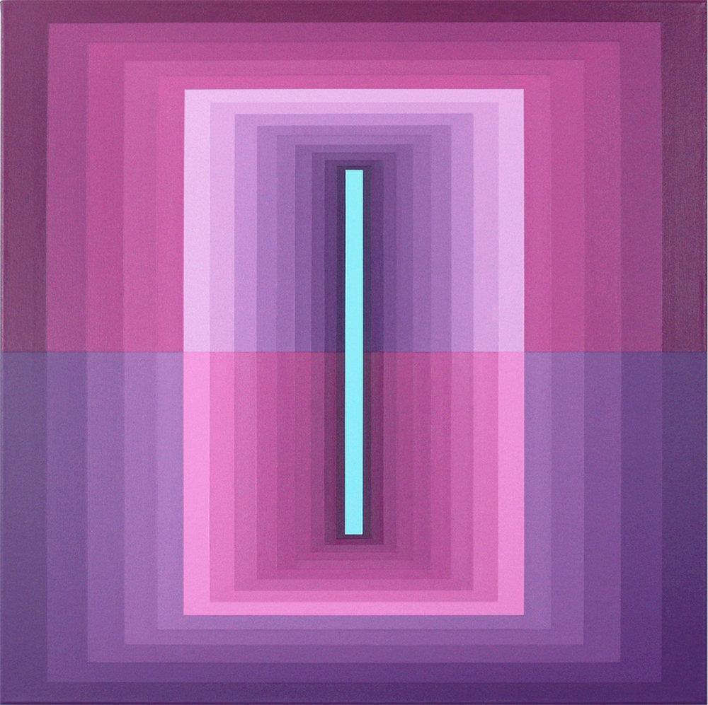 """MELLIFLUOUS  36""""x36""""  acrylic on canvas  Available via  Dimmitt Contemporary Art"""
