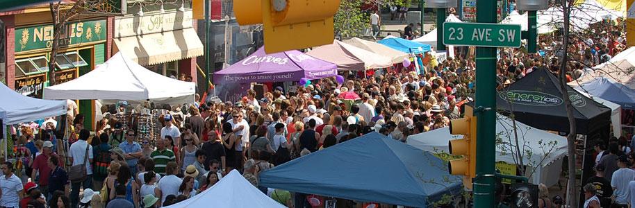 4th Avenue Lilac Festival