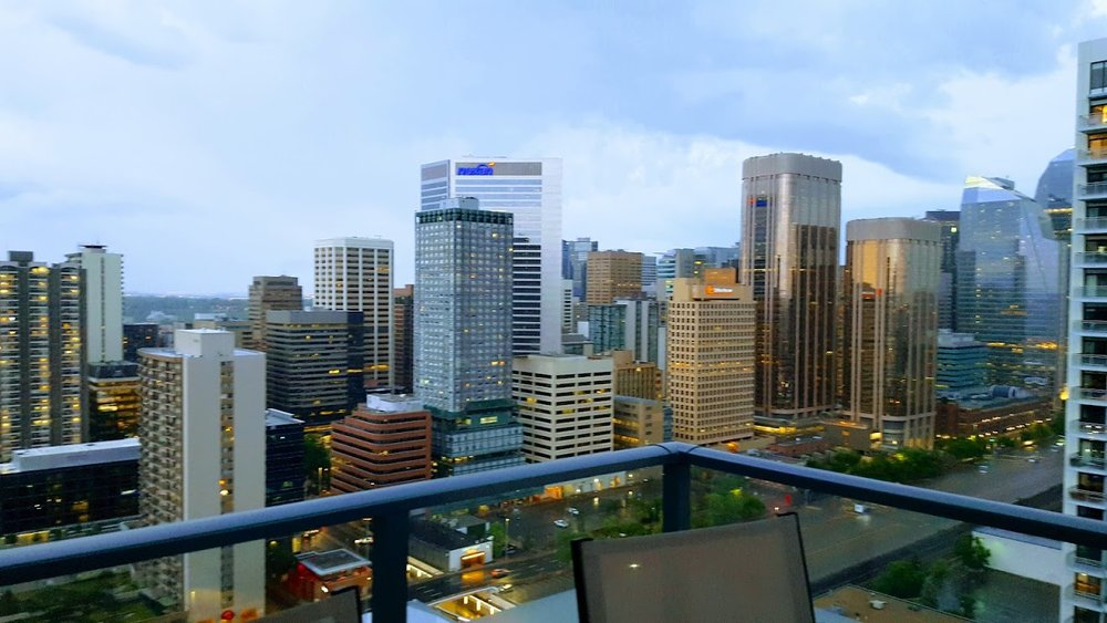 One of the views from my balcony