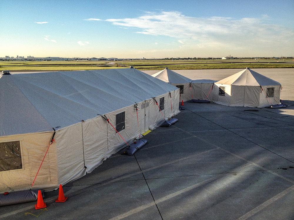 Western Shelter Gatekeeper Shelter Complex