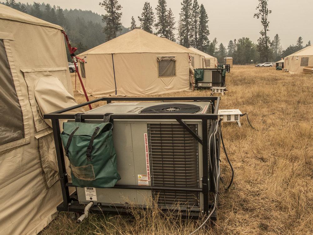 Premium HVAC firecamp