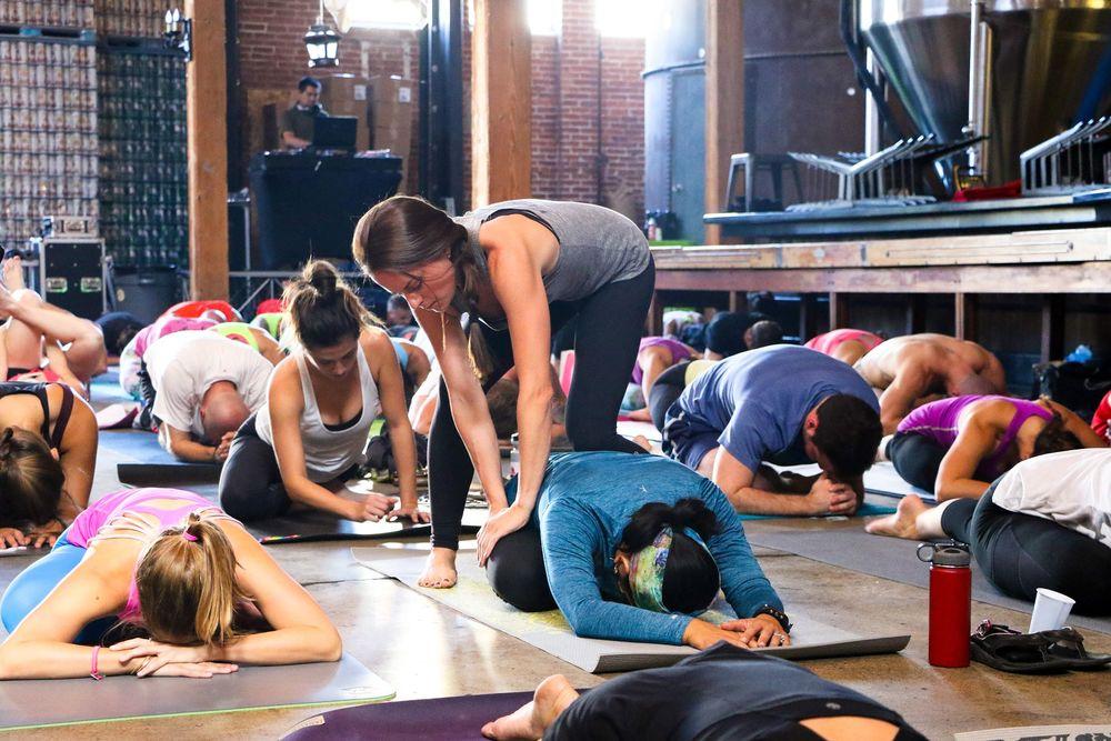 Smarter  yoga teachers  Start with  better  instruction.   Sign Up
