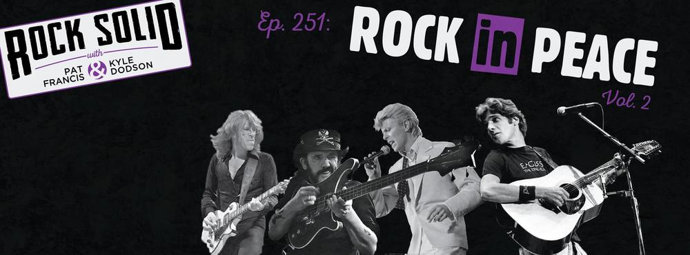251 - Rock in Peace Vol. 2