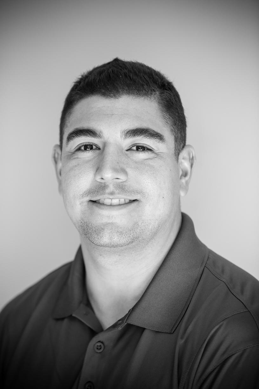 Andy Alcaraz  - Coach