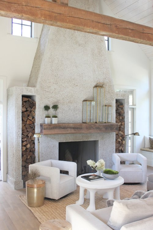 Mister and Mrs Sharp Luxe Farmhouse Fireplace.jpg