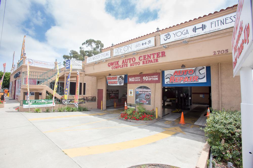 QWIK-Auto-Center