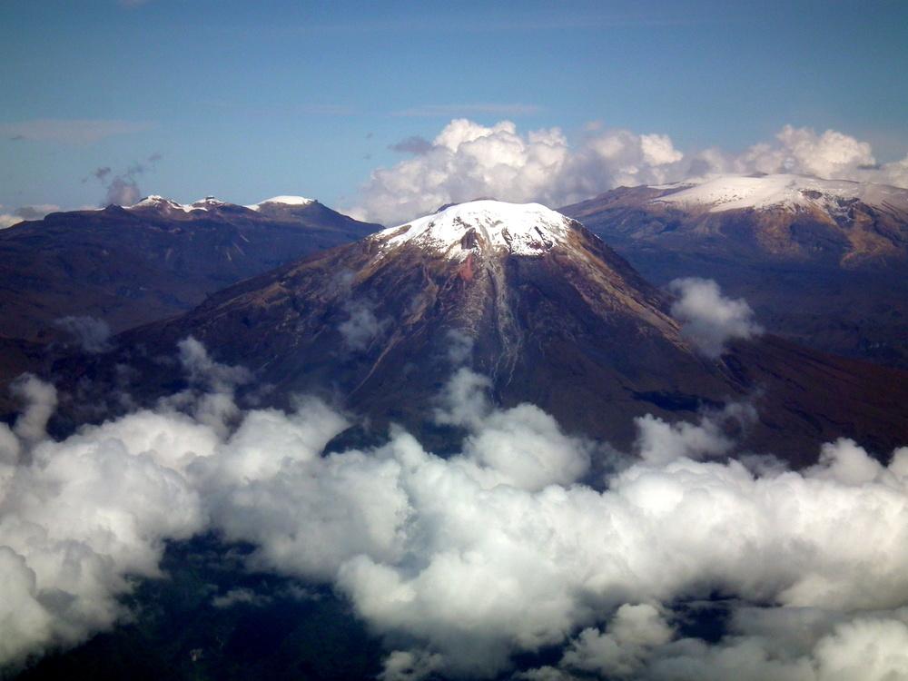 El Nevado del Tolima