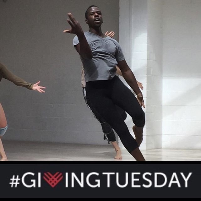 Please consider MMDC today on #givingtuesday to help make our 10th Anniversary Season better than ever! Link in bio! 🥳 • #givingtuesday #mmdc #mmdcbrooklyn #community #dance #nycdance #arts
