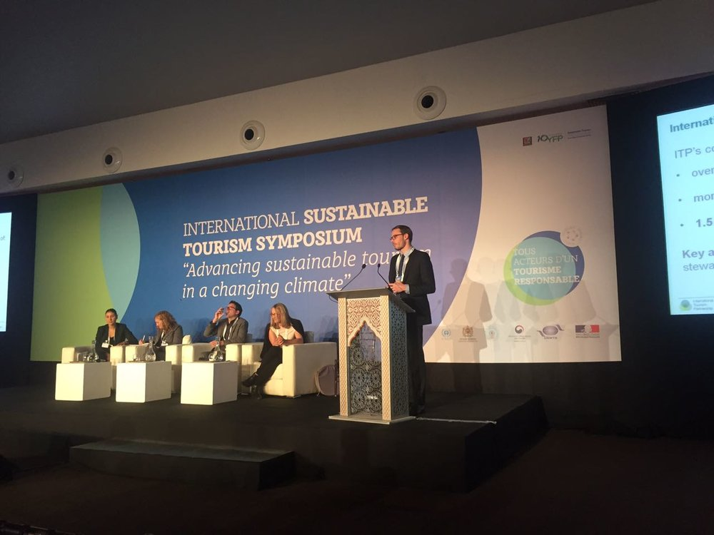 Nicolas Perin, ITP (International Tourism Partnership)