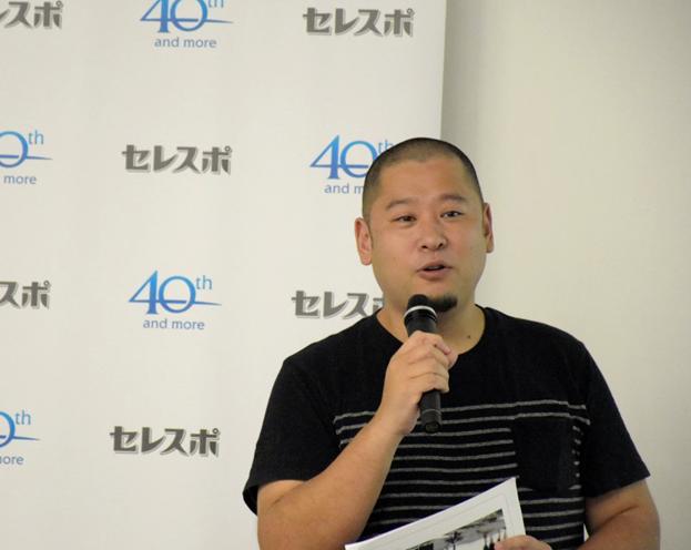 講演②:「パラスポーツ表現のこれから」 - 越智貴雄氏 /写真家・一般社団法人カンパラプレス代表