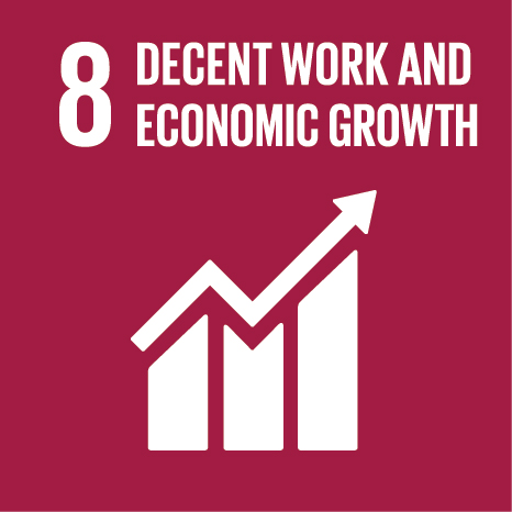 About this goal - Promote sustained, inclusive and sustainable economic growth, full and productive employment, and decent work for all.