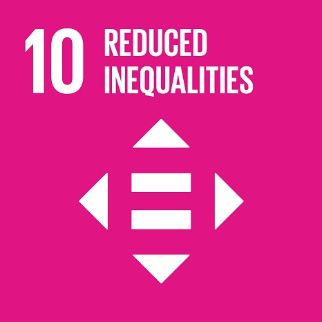 About this goal - Reduce inequality within and among countries.