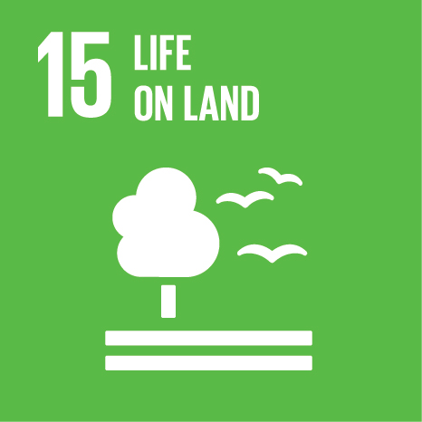 About this goal - Protect, restore and promote sustainable use of terrestrial ecosystems, sustainably manage forests, combat desertification and halt and reverse land degradation, and halt biodiversity loss.