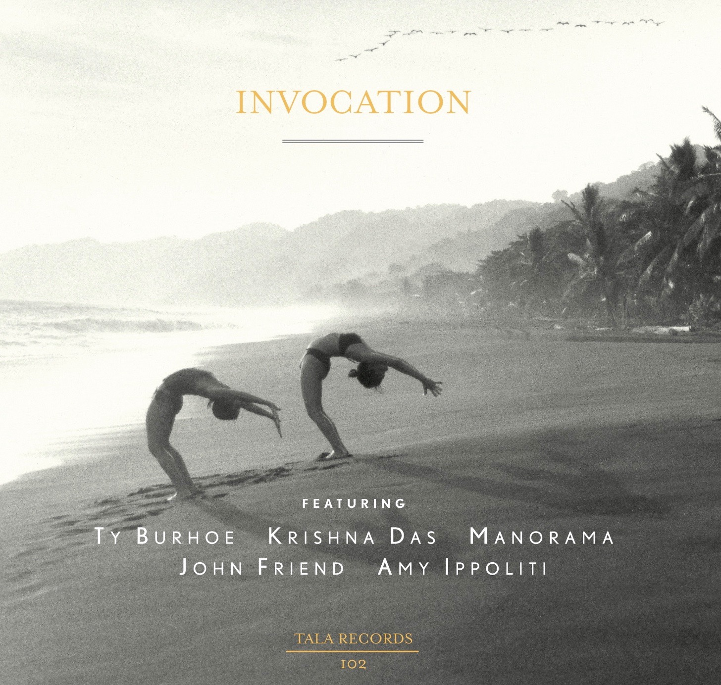 INVOCATION (Physical CD) — TyBurhoe & Tala Records