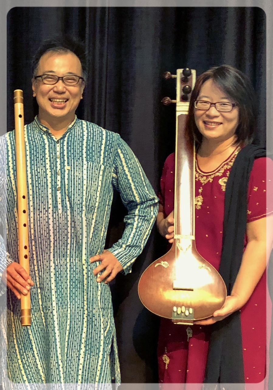 Taro & Yuriko Terahara in Boulder Colorado 2018