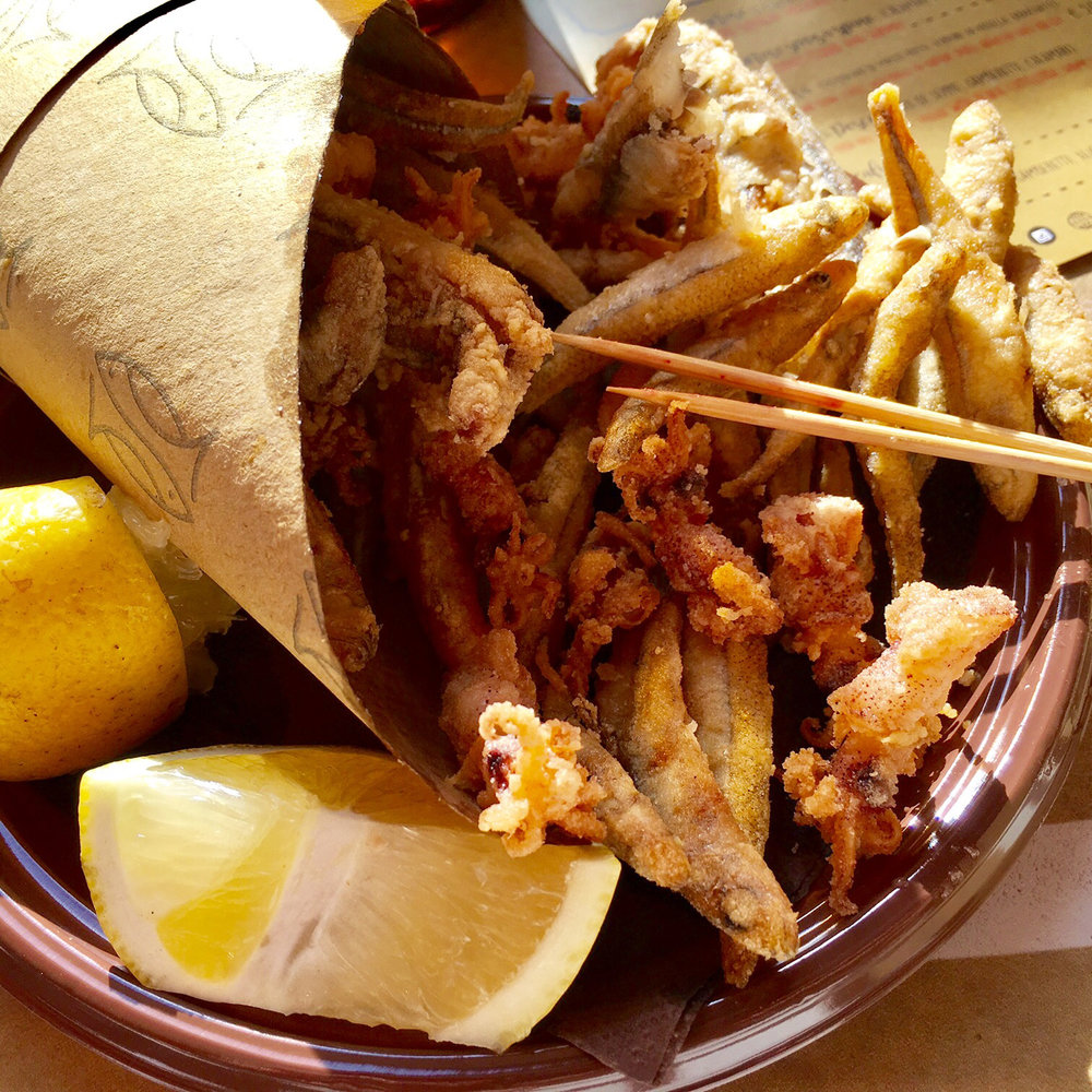Scirocco Sicilian Fish Lab