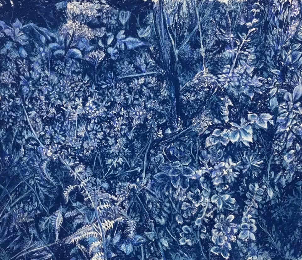 """Blue Veins"""