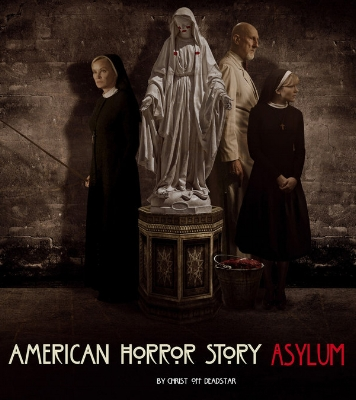 Click the image for more information on American Horror Story: Asylum