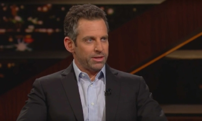 Sam Harris on Real Time with Bill Mahr