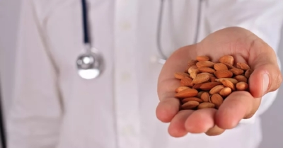Laetrile is derived from bitter almonds