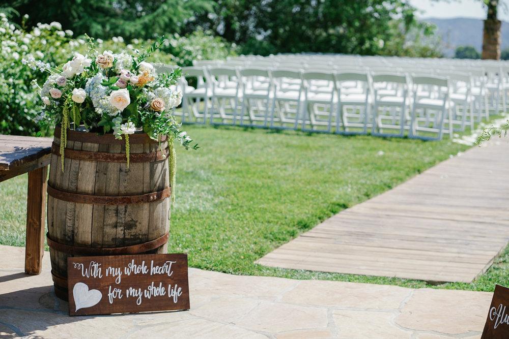 Serendipity Gardens Wedding (Taylor & Nathan) — Orange County ...