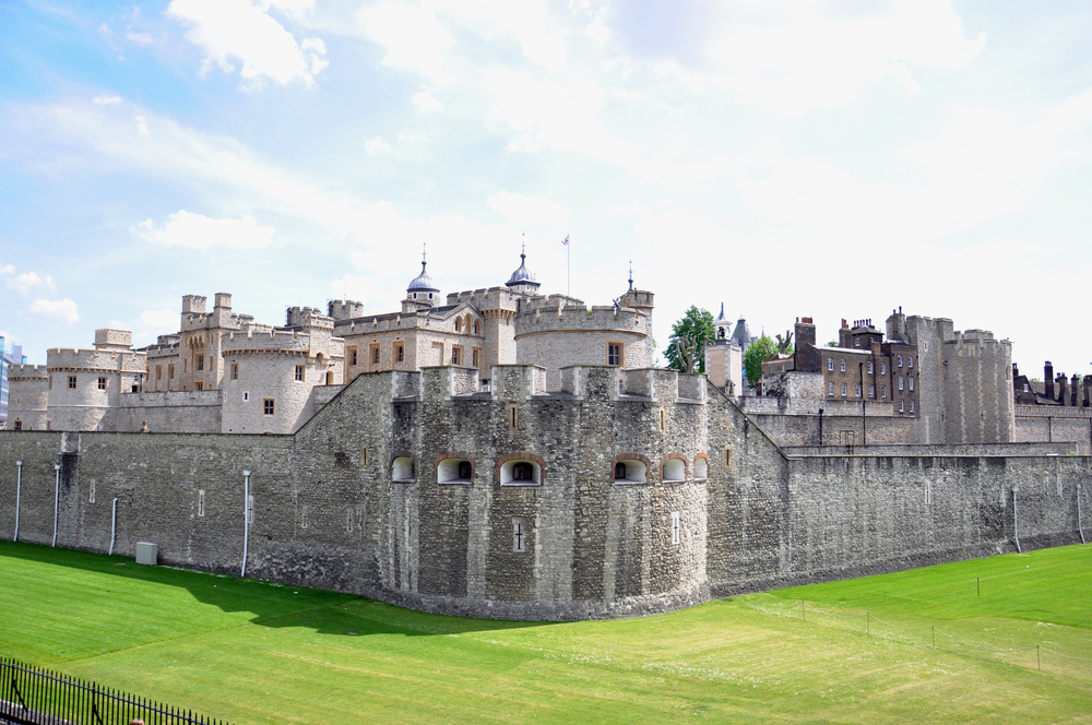Her Majesty's Royal Palace and Fortress, Tower of London