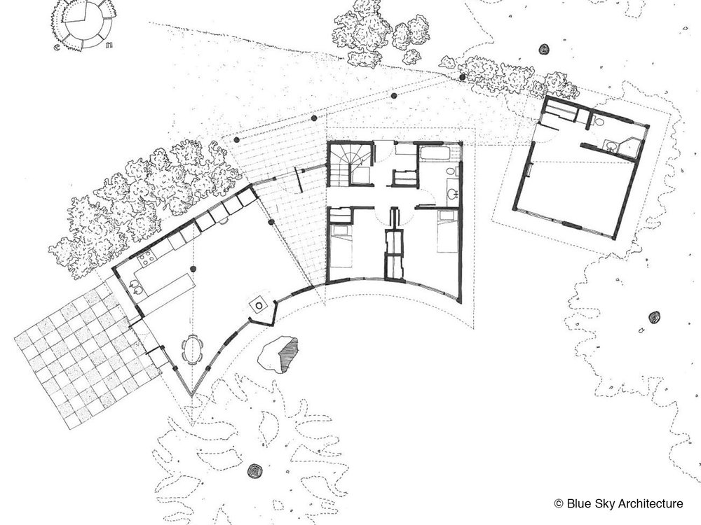 Thomson House Plan Drawing