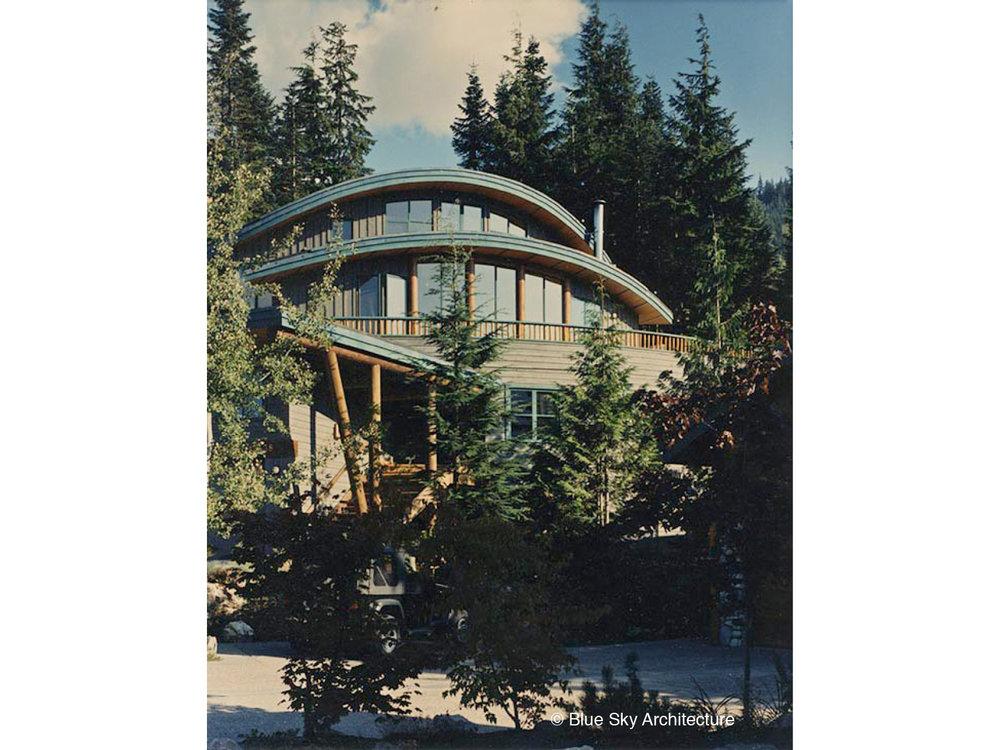Custom Mountain Home Design