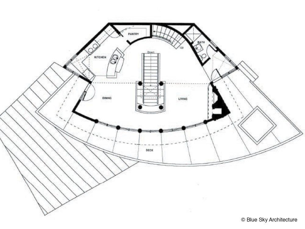 Roche House Floor Plan