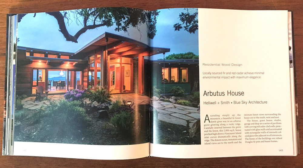 Arbutus House in Wood Design Awards.JPG