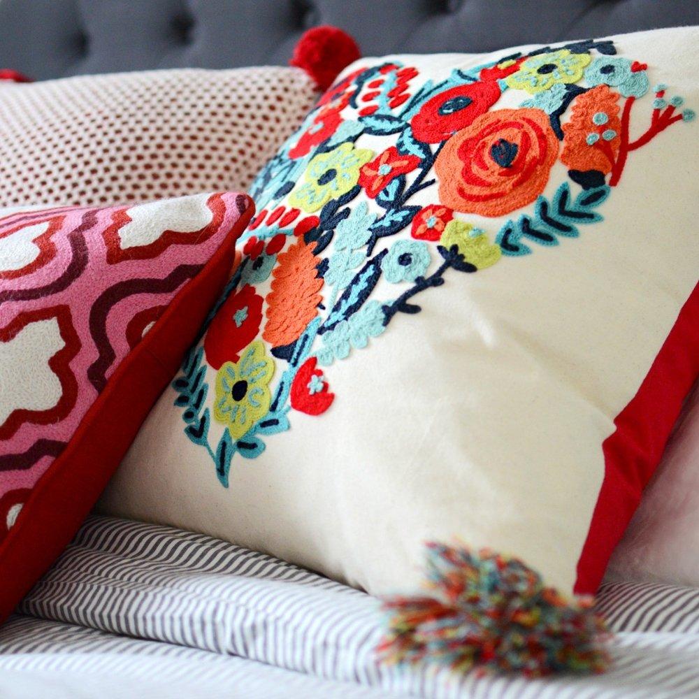 Calgary Interior Designer Marlo Creative Interiors - bedoom makeover