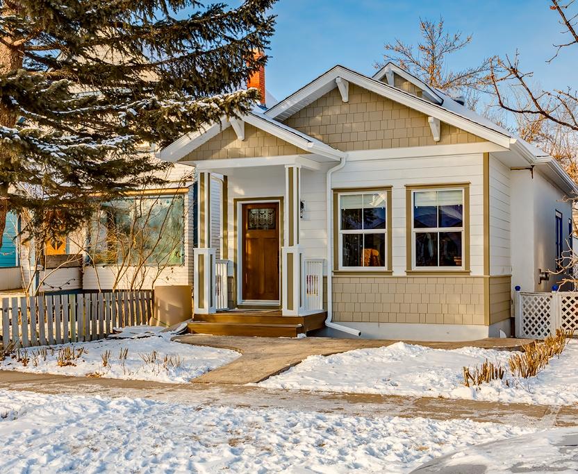 Charming Home Addition Remodel | Marlo Creative Interiors | Calgary Interior Designer