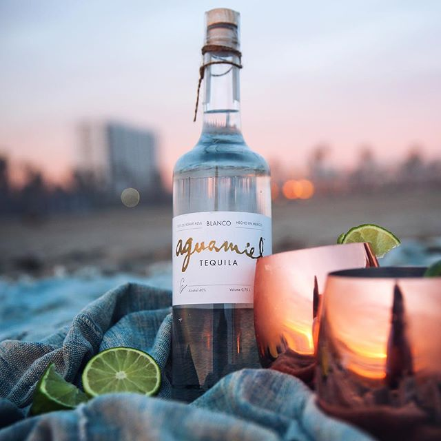 Tequila Sunset🌴 @aguamieltequila