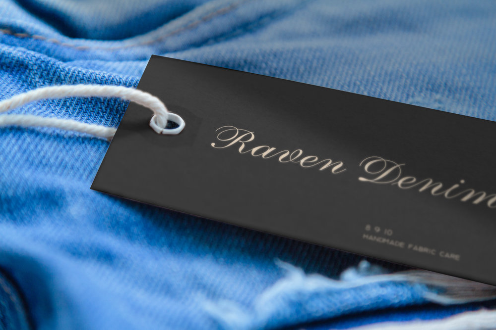 RAVEN DENIM  click to view