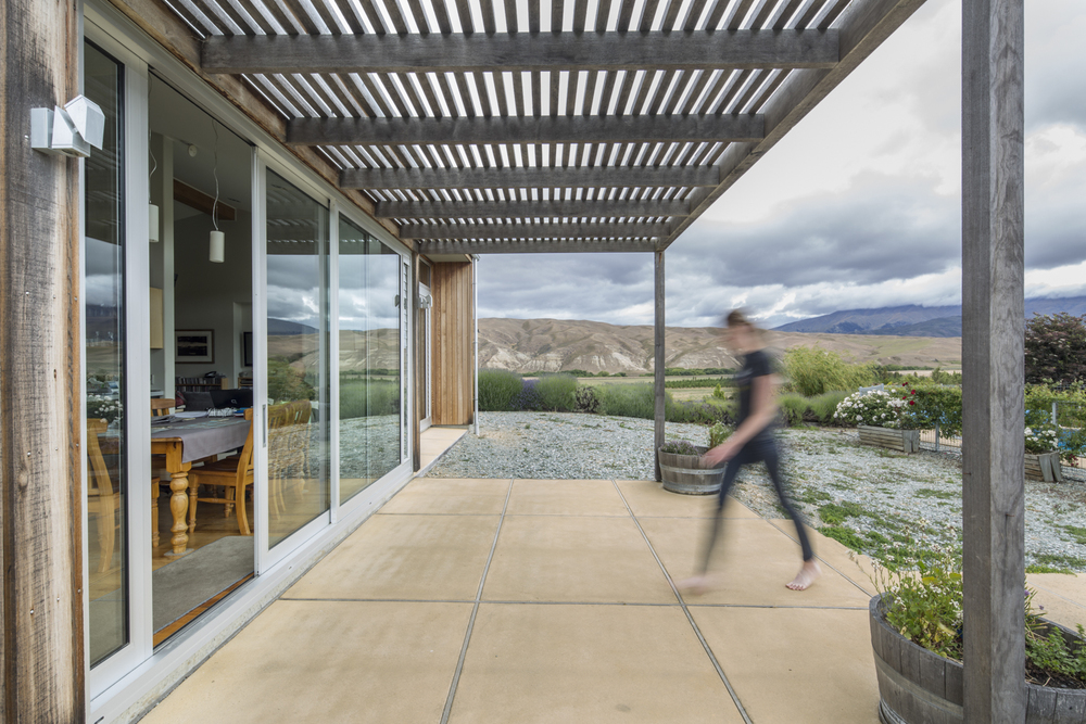 Central Otago residence
