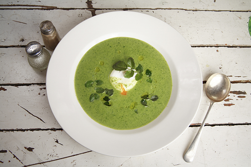 Water Cress Soup