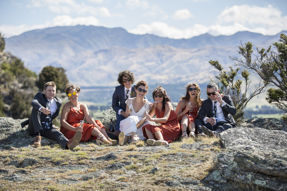 Central Otago Wedding