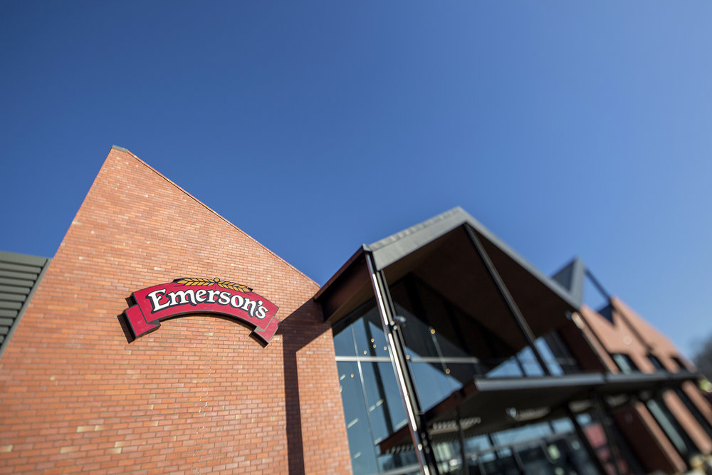 Emerson's Brewery, Dunedin