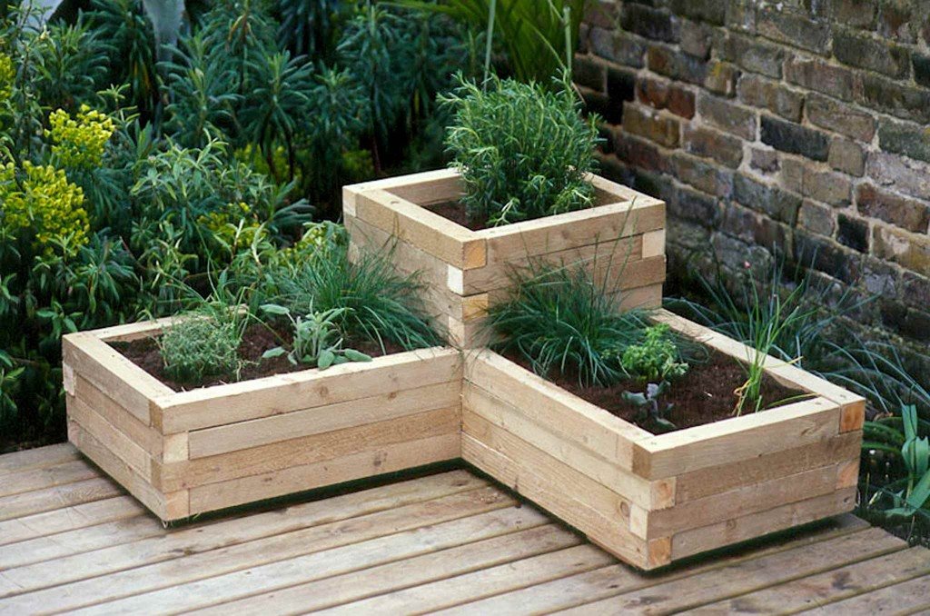 Plant Boxes — Eddybrook Tree Farm and Landscaping