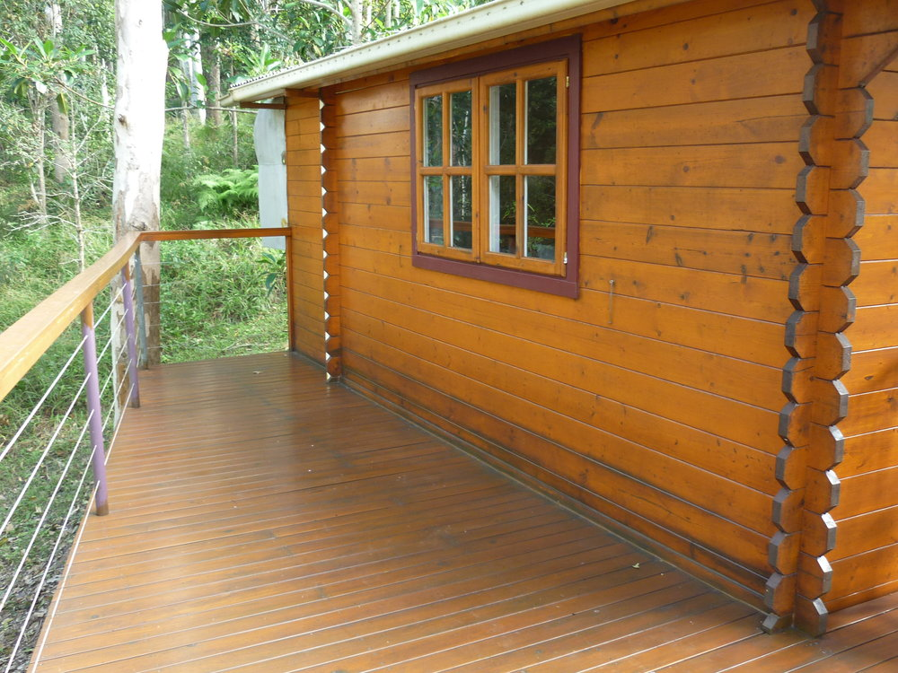Alpine Cabin side Deck.JPG