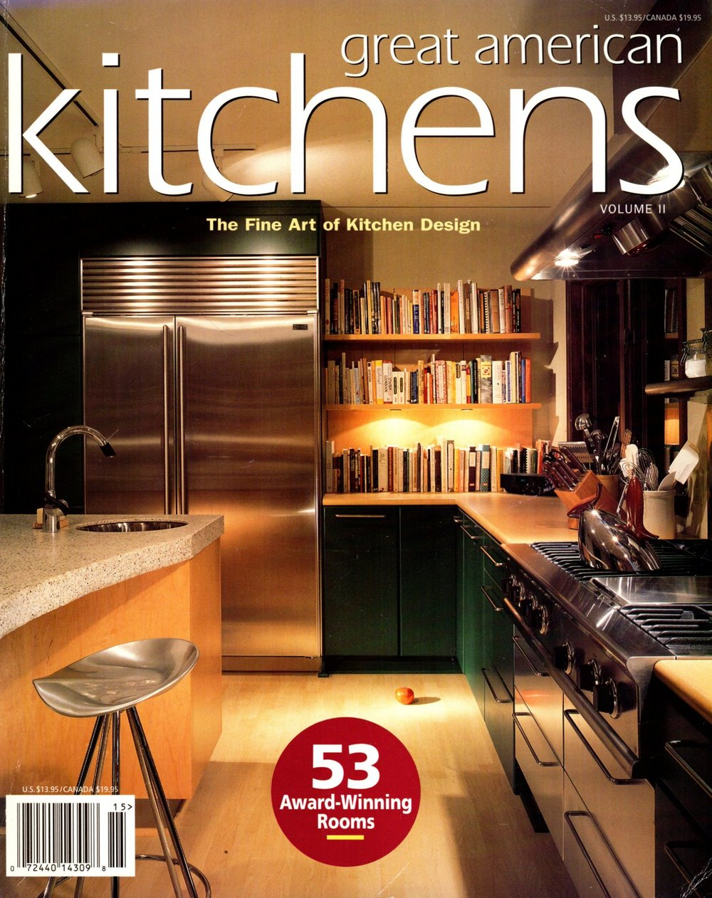 Great American Kitchens Volume II, 2001