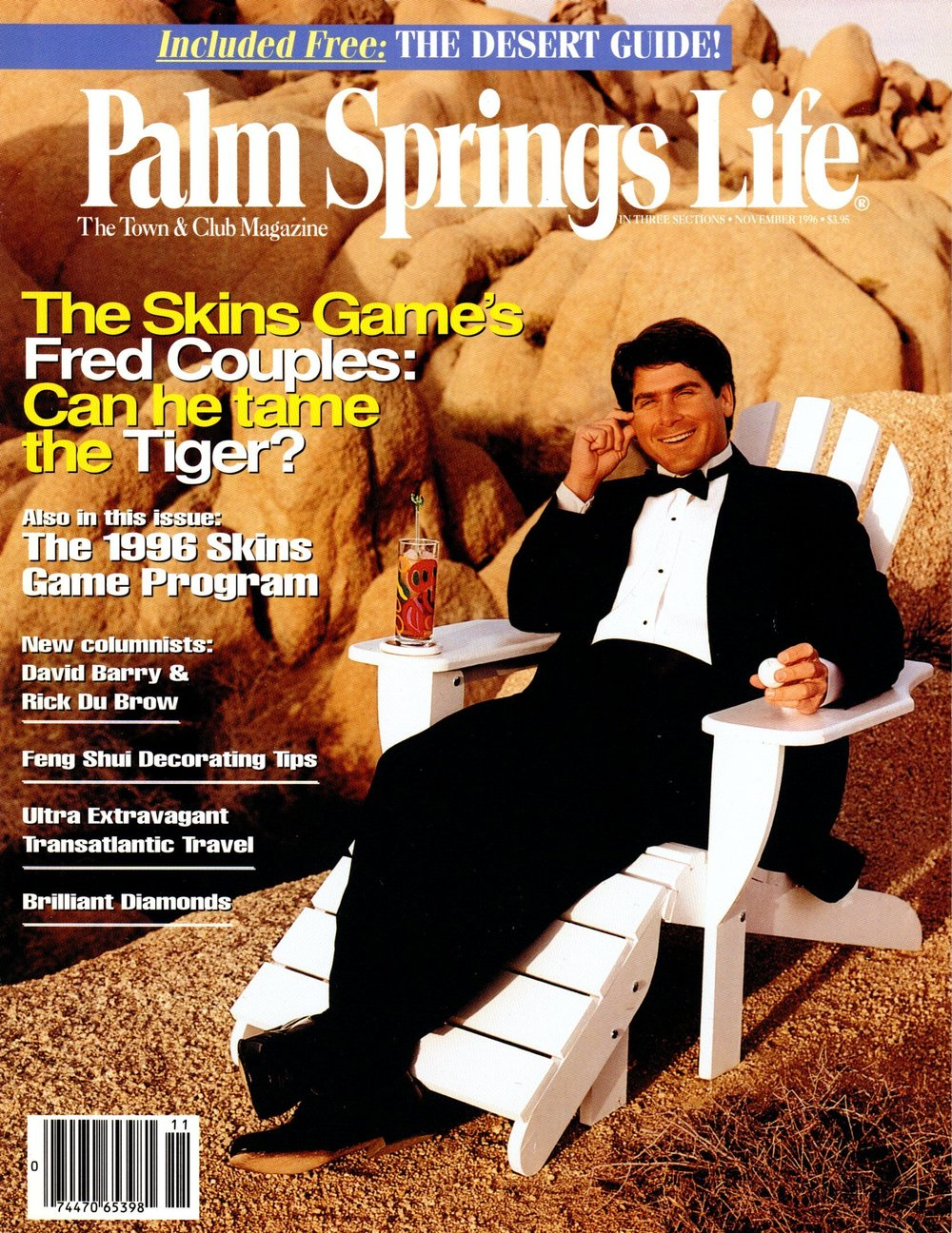 Palm Springs Life, November 1996