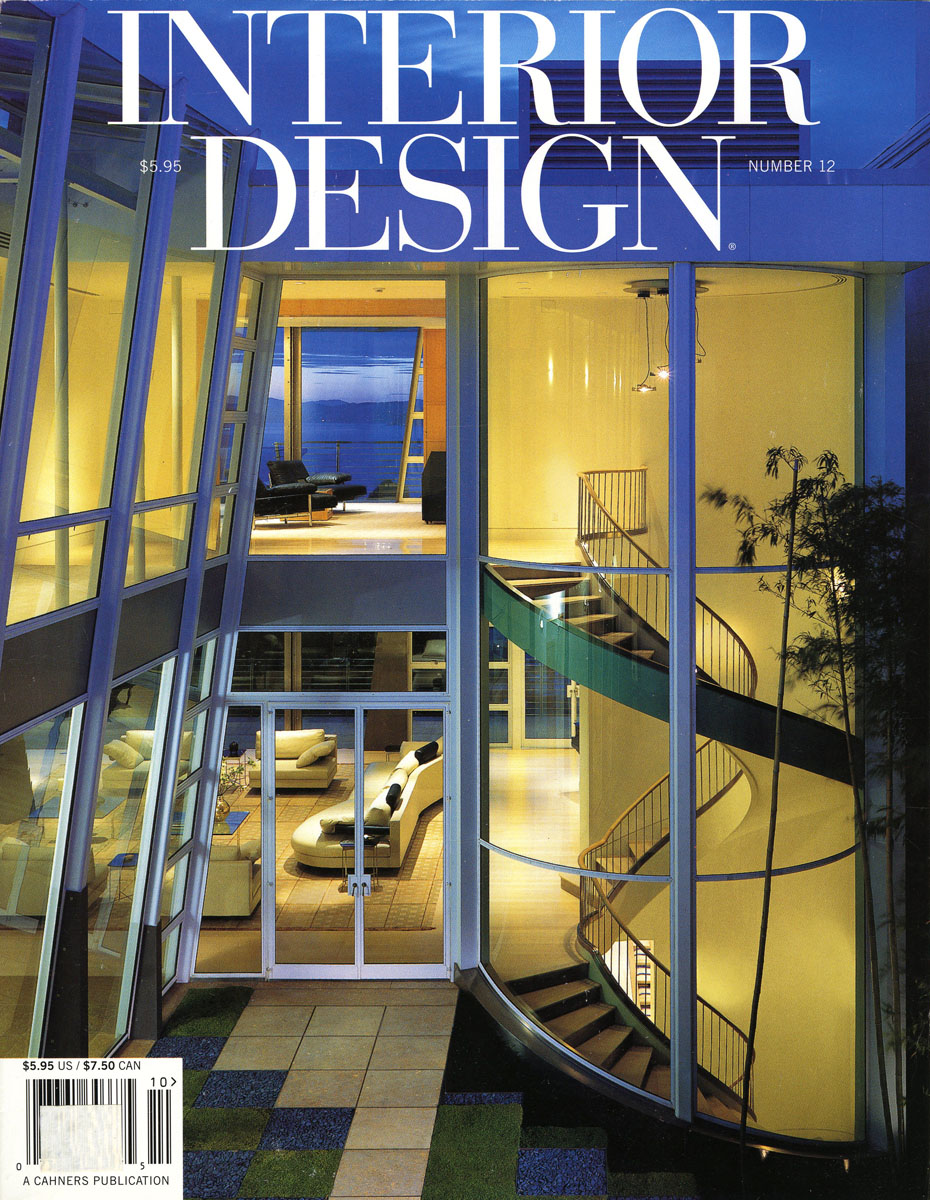 Interior Design, October 1997