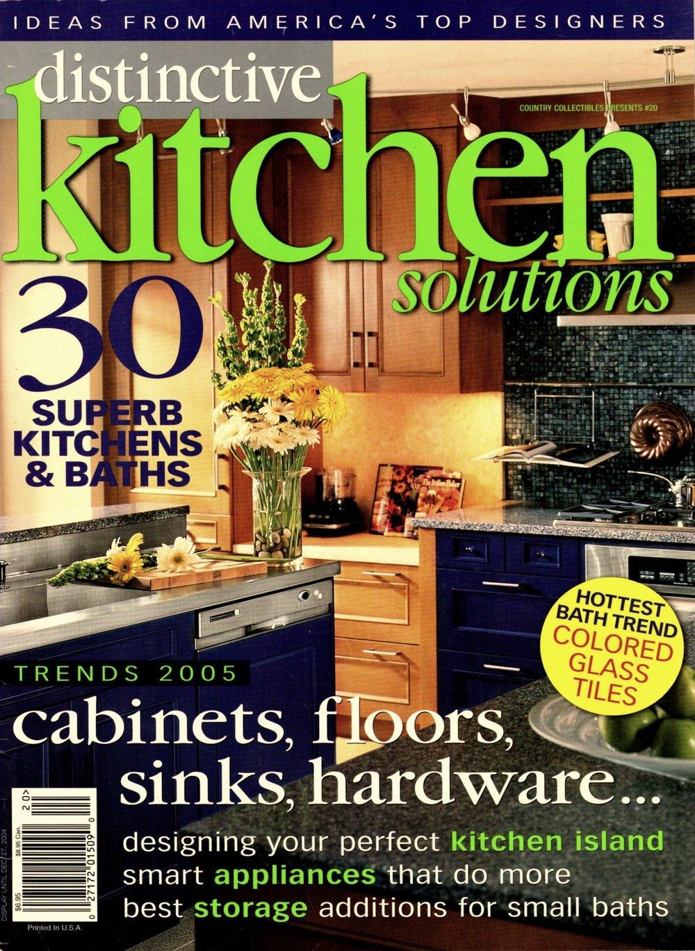 Distinctive Kitchen Solutions, December 2004