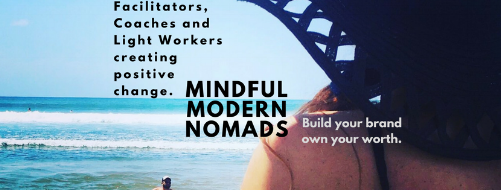 Mindful Modern Nomads is a commUNITY for healing service
