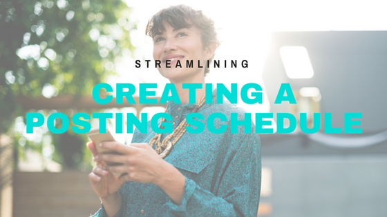 Creating a Social Media Posting Schedule