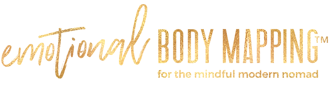 Emotional Body Mapping | Mindfulness, Remote Healing and Self-care