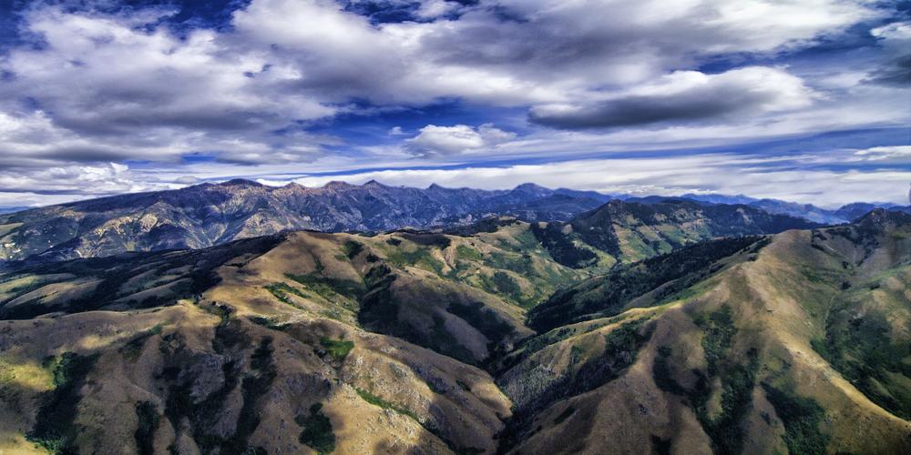 Jarbidge Mountains