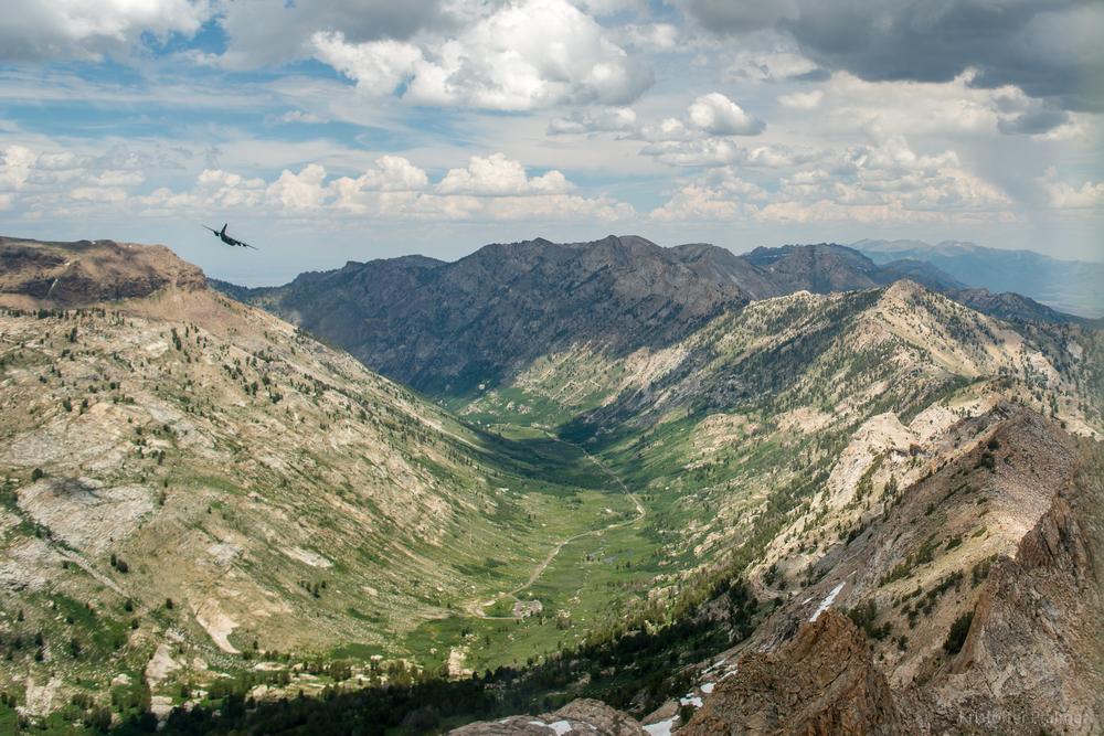 Lamoille Canyon - Ruby Mountains