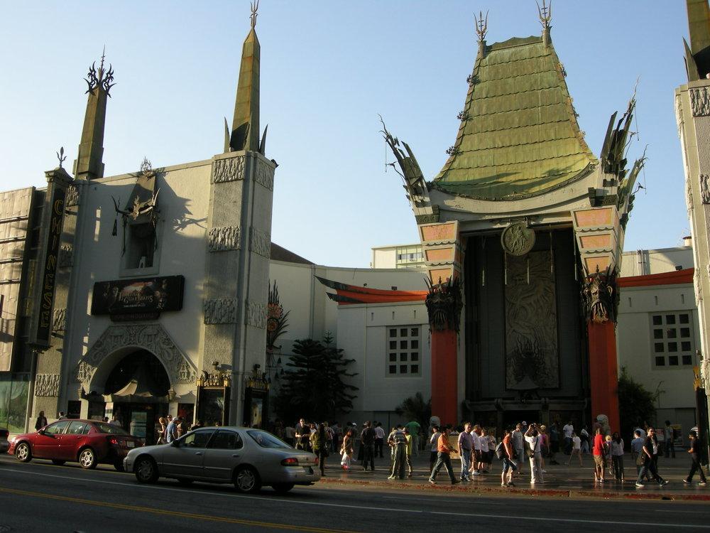 Grauman's Taiwanese Theater